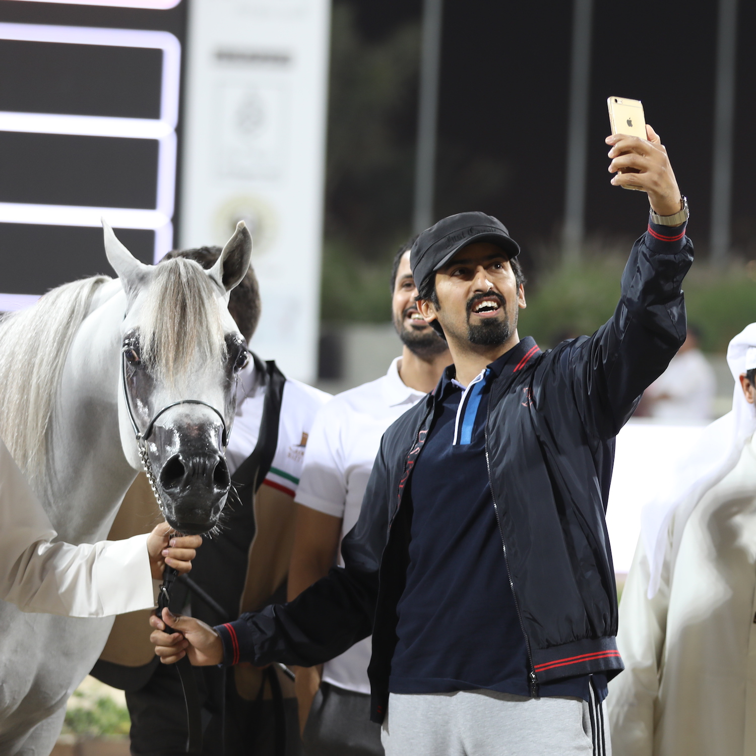 Kuwait Nationals - Just a selfie - photo by Michael Stezrs