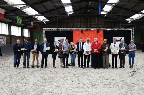 2017 European Amateur Cup - photo taken by Jan Kan - the team behind the show